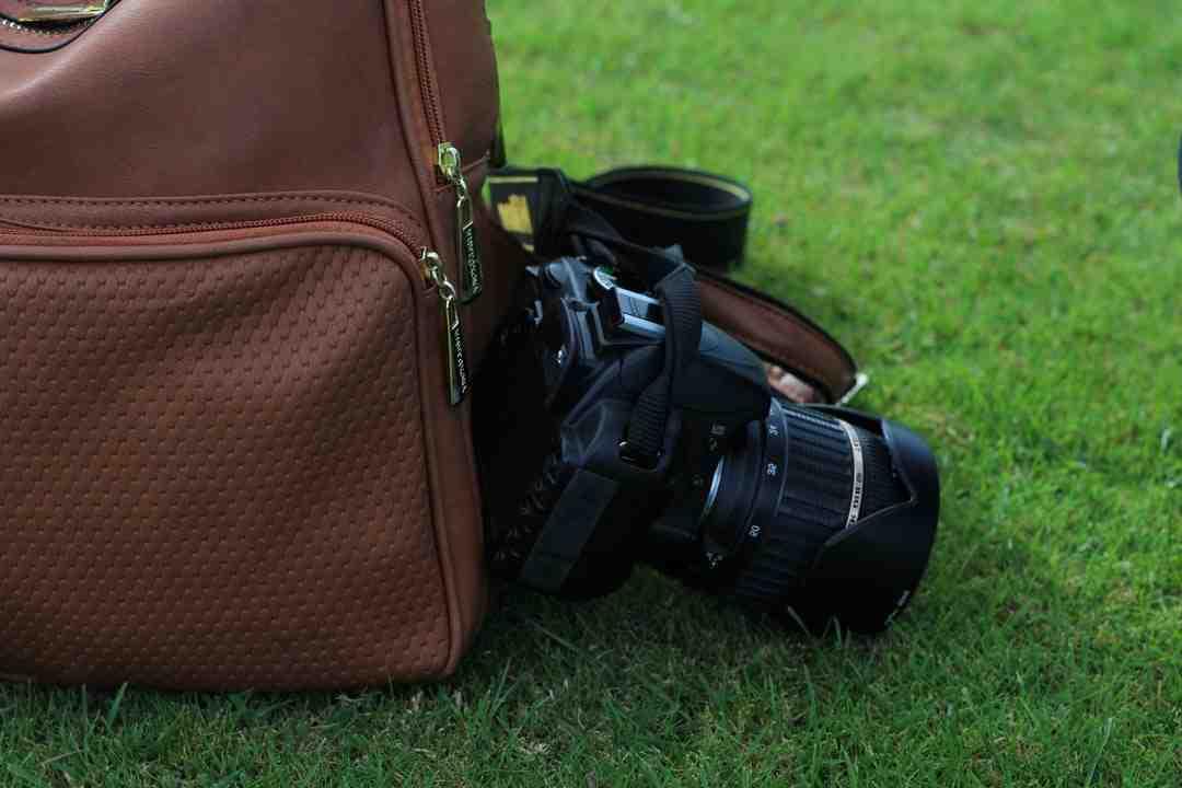 Comment nettoyez-vous votre appareil photo Nikon?