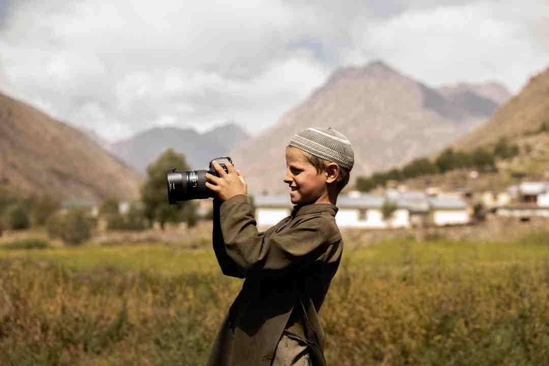 Quel photographe a pris les premières photographies aériennes?