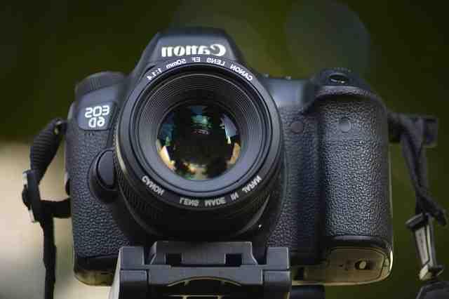 Comment prendre une vidéo avec un Canon EOS 1200d ?