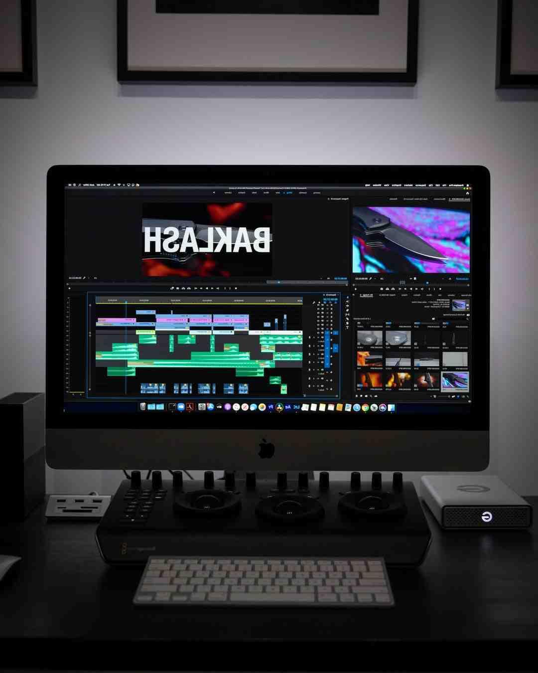 Comment bien utiliser Adobe Premiere Pro ?