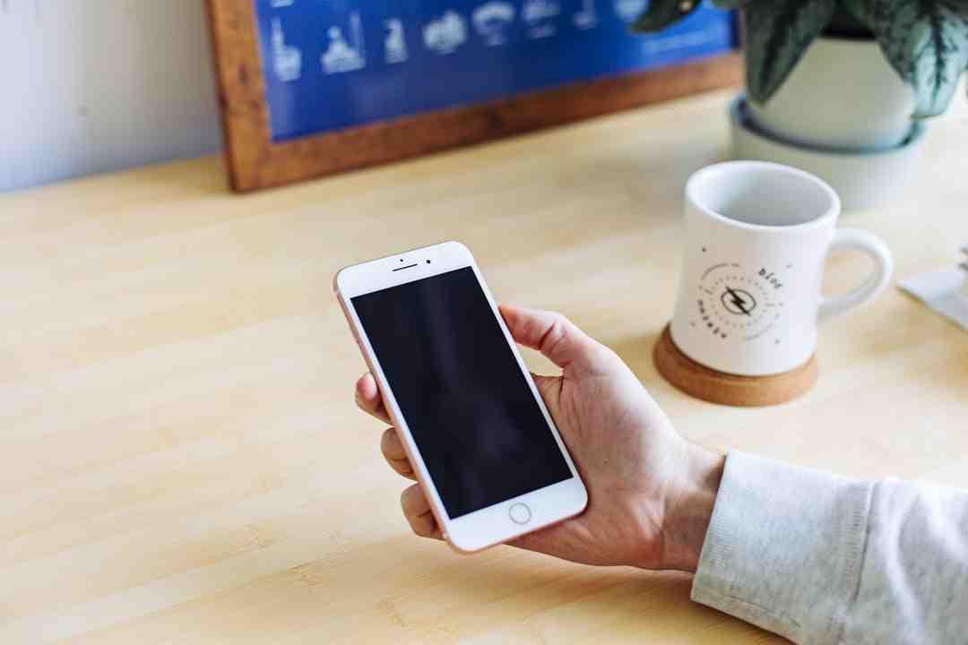 Comment forcer la restauration d'un iPhone ?